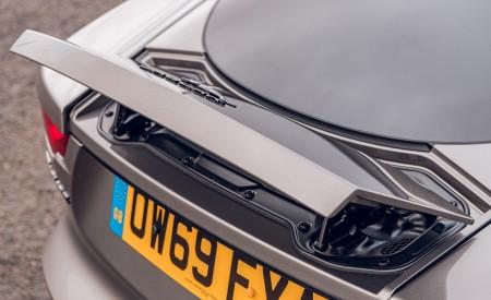 2021 Jaguar F-TYPE Coupe R-Dynamic P450 AWD (Color: Eiger Grey) Spoiler Wallpapers 450x275 (77)