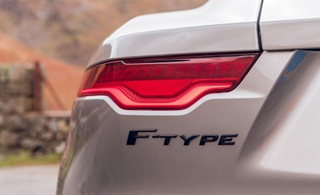 2021 Jaguar F-TYPE Coupe R-Dynamic P450 AWD (Color: Eiger Grey) Tail Light Wallpapers 450x275 (69)