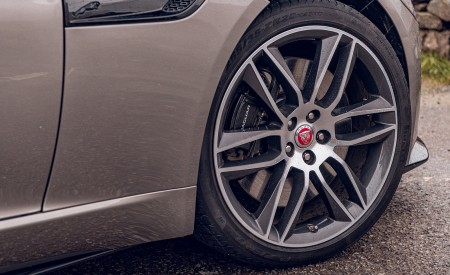 2021 Jaguar F-TYPE Coupe R-Dynamic P450 AWD (Color: Eiger Grey) Wheel Wallpapers 450x275 (72)
