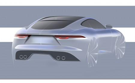 2021 Jaguar F-TYPE Design Sketch Wallpapers 450x275 (141)