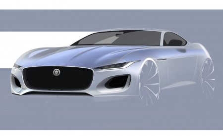 2021 Jaguar F-TYPE Design Sketch Wallpapers 450x275 (35)
