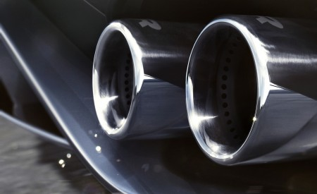2021 Jaguar F-TYPE Exhaust Wallpapers 450x275 (25)
