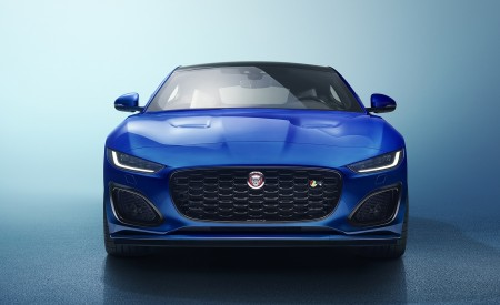 2021 Jaguar F-TYPE Front Wallpapers 450x275 (17)