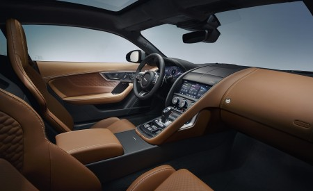 2021 Jaguar F-TYPE Interior Wallpapers 450x275 (28)
