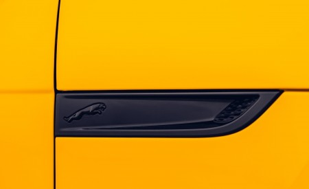 2021 Jaguar F-TYPE R Coupe AWD (Color: Sorrento Yellow) Detail Wallpapers 450x275 (32)