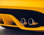 2021 Jaguar F-TYPE R Coupe AWD (Color: Sorrento Yellow) Exhaust Wallpapers 150x120 (31)