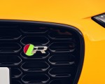 2021 Jaguar F-TYPE R Coupe AWD (Color: Sorrento Yellow) Grill Wallpapers 150x120 (30)