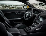 2021 Jaguar F-TYPE R Coupe AWD (Color: Sorrento Yellow) Interior Wallpapers 150x120 (36)