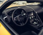 2021 Jaguar F-TYPE R Coupe AWD (Color: Sorrento Yellow) Interior Wallpapers 150x120 (38)