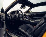 2021 Jaguar F-TYPE R Coupe AWD (Color: Sorrento Yellow) Interior Wallpapers 150x120 (37)