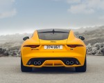 2021 Jaguar F-TYPE R Coupe AWD (Color: Sorrento Yellow) Rear Wallpapers 150x120 (24)