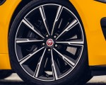 2021 Jaguar F-TYPE R Coupe AWD (Color: Sorrento Yellow) Wheel Wallpapers 150x120 (27)