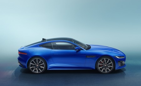 2021 Jaguar F-TYPE Side Wallpapers 450x275 (19)