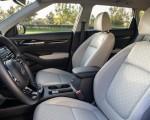 2021 Kia Seltos Interior Front Seats Wallpapers 150x120 (26)