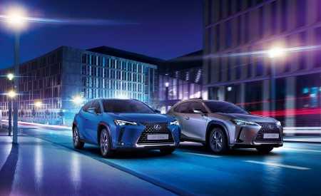 2021 Lexus UX 300e EV (EU-Spec) Wallpapers & HD Images