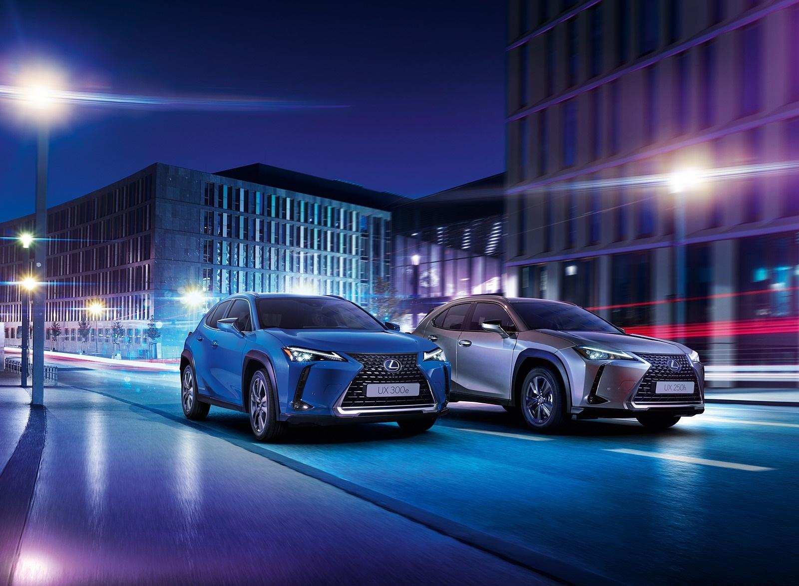 2021 Lexus UX 300e EV (EU-Spec) Front Three-Quarter Wallpapers (1)