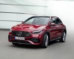 2021 Mercedes-AMG GLA 35 4MATIC Front Three-Quarter Wallpapers 150x120 (3)
