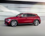 2021 Mercedes-AMG GLA 35 4MATIC Side Wallpapers 150x120 (5)
