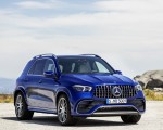 2021 Mercedes-AMG GLE 63 S 4MATIC Front Three-Quarter Wallpapers 150x120 (12)