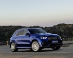 2021 Mercedes-AMG GLE 63 S 4MATIC Front Three-Quarter Wallpapers 150x120 (4)