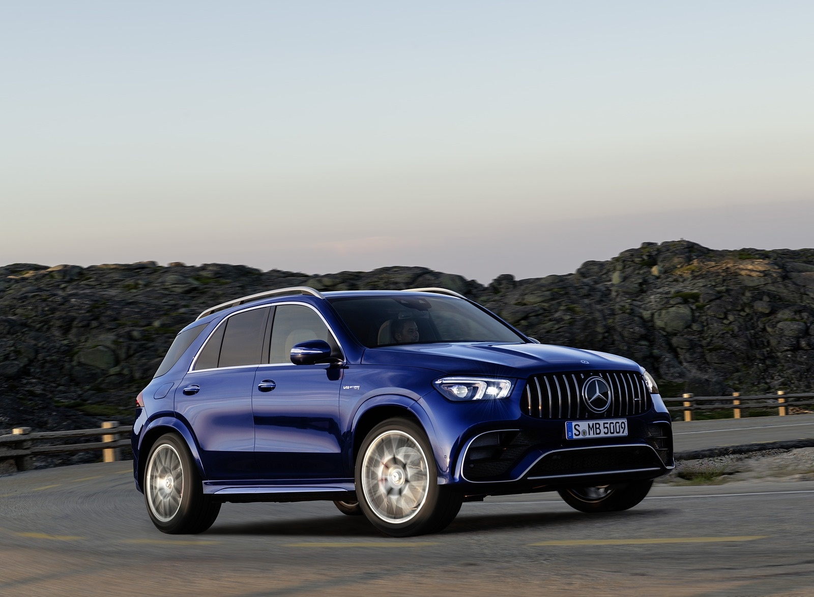 2021 Mercedes-AMG GLE 63 S 4MATIC Front Three-Quarter Wallpapers (4)