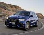 2021 Mercedes-AMG GLE 63 S 4MATIC Front Three-Quarter Wallpapers 150x120 (5)