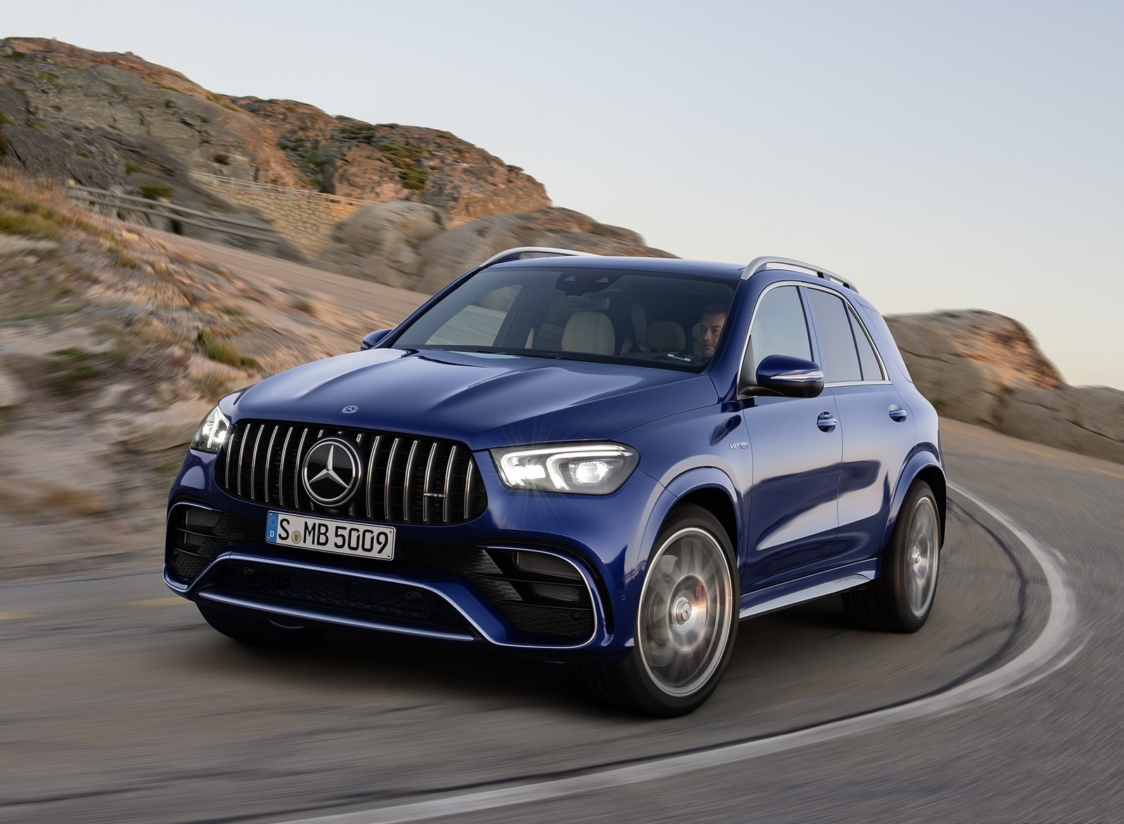 2021 Mercedes-AMG GLE 63 S 4MATIC Front Three-Quarter Wallpapers (5)