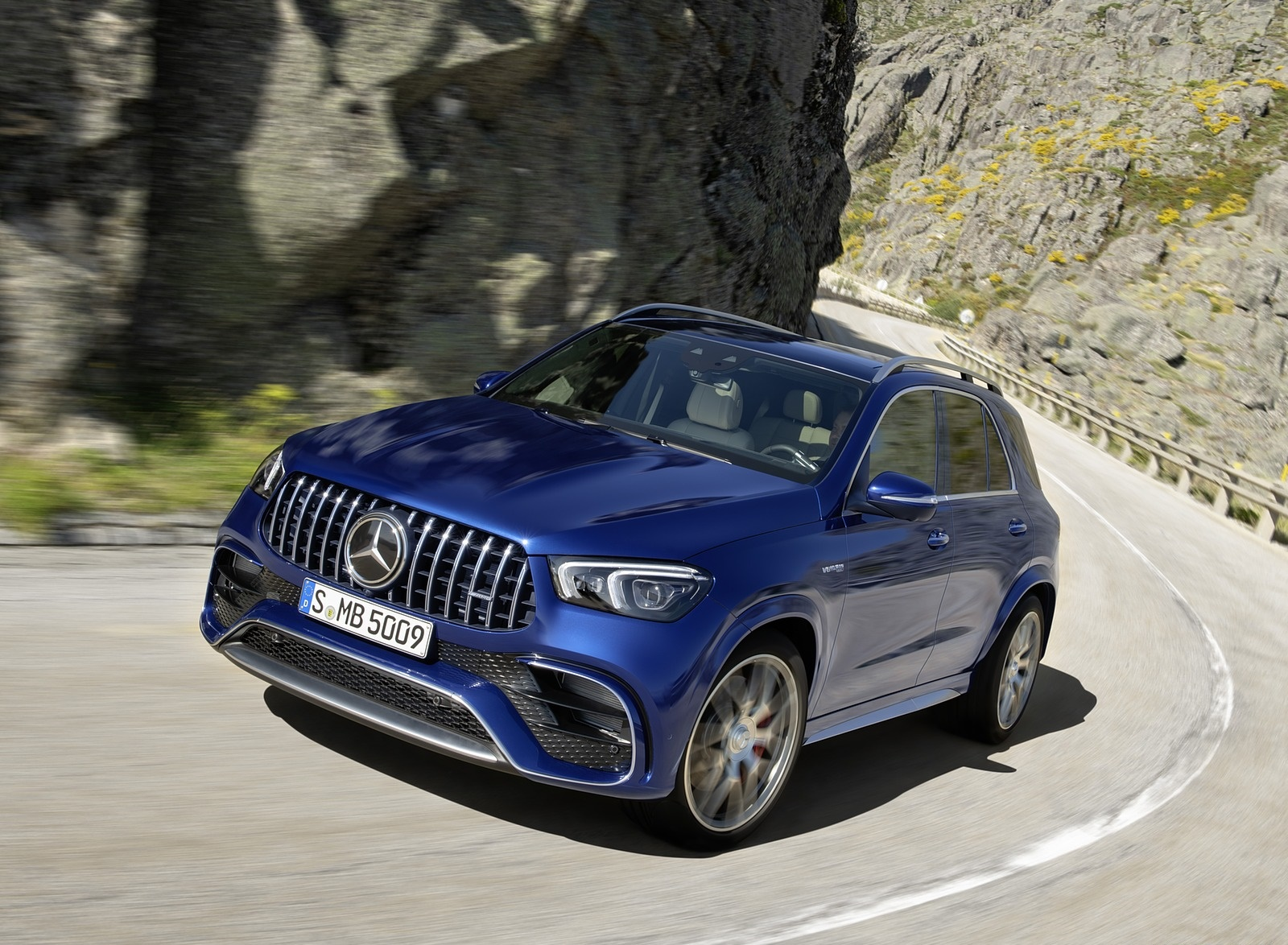 2021 Mercedes-AMG GLE 63 S 4MATIC Front Three-Quarter Wallpapers (6)