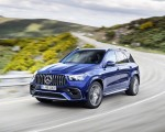 2021 Mercedes-AMG GLE 63 S Wallpapers HD