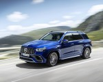 2021 Mercedes-AMG GLE 63 S 4MATIC Front Three-Quarter Wallpapers 150x120 (2)