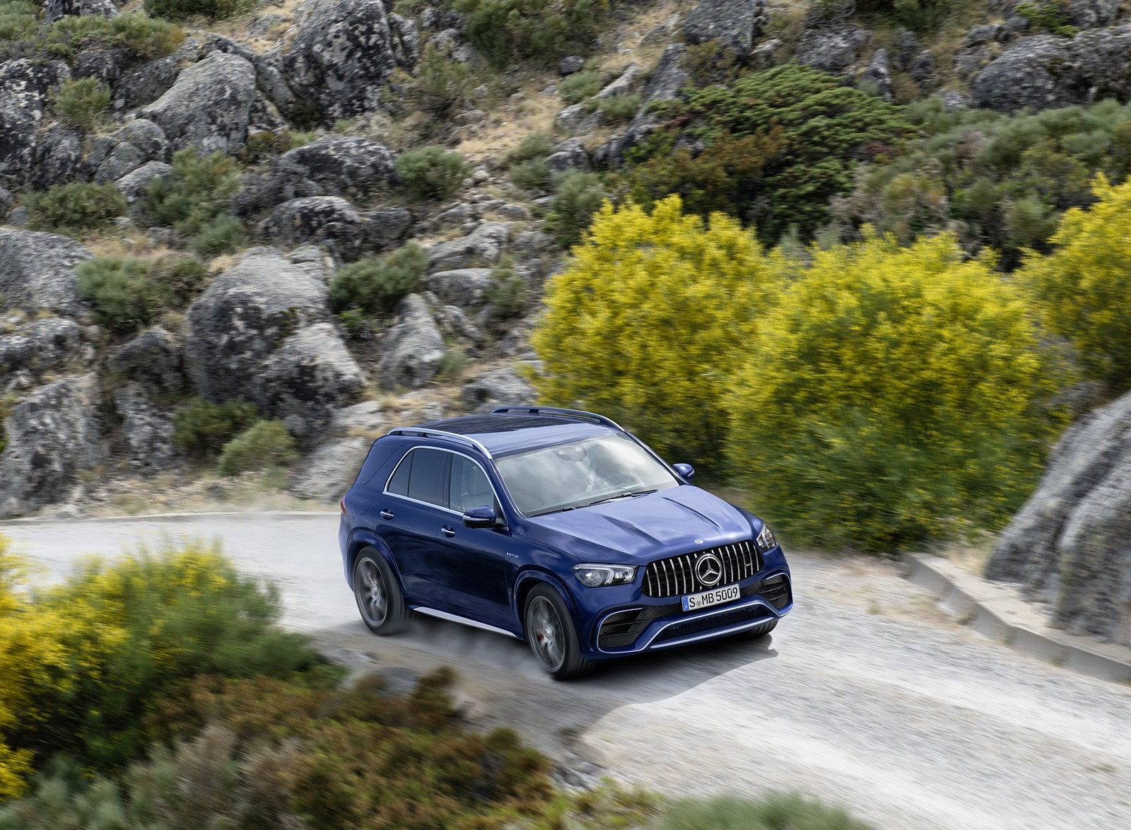 2021 Mercedes-AMG GLE 63 S 4MATIC Front Three-Quarter Wallpapers (7)