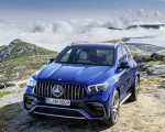 2021 Mercedes-AMG GLE 63 S 4MATIC Front Wallpapers 150x120 (13)