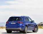 2021 Mercedes-AMG GLE 63 S 4MATIC Rear Three-Quarter Wallpapers 150x120 (15)