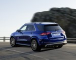 2021 Mercedes-AMG GLE 63 S 4MATIC Rear Three-Quarter Wallpapers 150x120 (9)