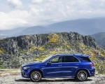 2021 Mercedes-AMG GLE 63 S 4MATIC Side Wallpapers 150x120 (17)