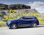 2021 Mercedes-AMG GLE 63 S 4MATIC Side Wallpapers 150x120 (10)