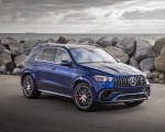 2021 Mercedes-AMG GLE 63 S (US-Spec) Front Three-Quarter Wallpapers 150x120 (33)