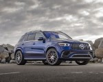 2021 Mercedes-AMG GLE 63 S (US-Spec) Front Three-Quarter Wallpapers 150x120 (30)