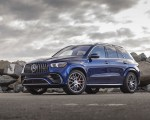 2021 Mercedes-AMG GLE 63 S (US-Spec) Front Three-Quarter Wallpapers 150x120 (31)