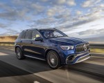 2021 Mercedes-AMG GLE 63 S (US-Spec) Front Three-Quarter Wallpapers 150x120 (13)