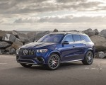 2021 Mercedes-AMG GLE 63 S (US-Spec) Front Three-Quarter Wallpapers 150x120 (32)