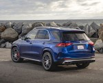 2021 Mercedes-AMG GLE 63 S (US-Spec) Rear Three-Quarter Wallpapers 150x120 (38)