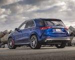 2021 Mercedes-AMG GLE 63 S (US-Spec) Rear Three-Quarter Wallpapers 150x120 (35)