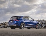 2021 Mercedes-AMG GLE 63 S (US-Spec) Rear Three-Quarter Wallpapers 150x120 (36)