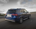 2021 Mercedes-AMG GLE 63 S (US-Spec) Rear Three-Quarter Wallpapers 150x120 (20)