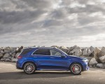 2021 Mercedes-AMG GLE 63 S (US-Spec) Side Wallpapers 150x120 (40)
