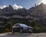 2021 Mercedes-Benz GLA 220d (Color: Mountain Grey Magno) Front Three-Quarter Wallpapers 150x120 (32)