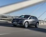 2021 Mercedes-Benz GLA 220d (Color: Mountain Grey Magno) Front Three-Quarter Wallpapers 150x120 (28)