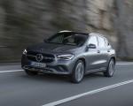 2021 Mercedes-Benz GLA 220d (Color: Mountain Grey Magno) Front Three-Quarter Wallpapers 150x120 (23)