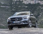 2021 Mercedes-Benz GLA 220d (Color: Mountain Grey Magno) Front Wallpapers 150x120 (37)